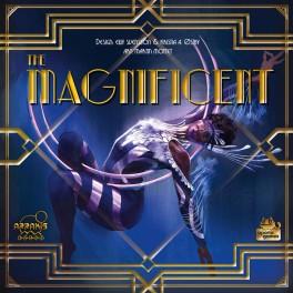The Magnificent (castellano) - juego de mesa