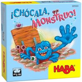 Chocala Monstruo - juego de mesa para niños