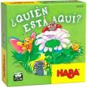 Quien Esta Aqui - juego de mesa para niños