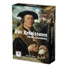 Pax Renaissance Edicion Coleccionista (castellano) juego de mesa