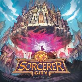 Sorcerer City - juego de mesa