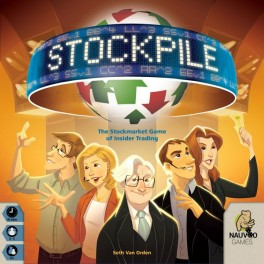 Stockpile - juego de mesa