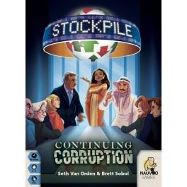 Stockpile: Continuing Corruption - expansión juego de mesa