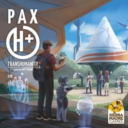 Pax Transhumanity - juego de cartas