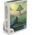El Enigma De Los Templos - juego de cartas