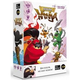 Academia Ninja + Cartas promo - juego de mesa