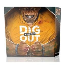 Dig your way out - juego de mesa