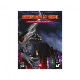 Los Pilares de Pelagia: aventura para la quinta edicion de Dungeons and Dragons suplemento de rol