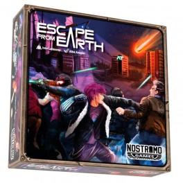 Escape From Earth - juego de cartas