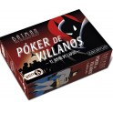 Batman Poker de Villanos