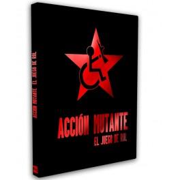 Accion Mutante, el juego de rol + Aventura promocional - juego de rol