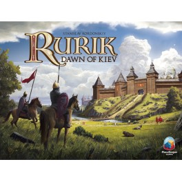 Rurik: Dawn of Kiev - juego de mesa