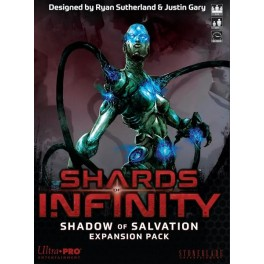 Shards of Infinity: Shadow of Salvation - expansión juego de cartas