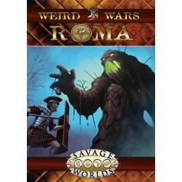 Savage Worlds: Weird Wars Roma - suplemento de rol