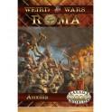 Savage Worlds: Weird Wars Roma. Auxilia - suplemento de rol