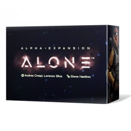 Alone: Alpha Expansion - expansion juego de mesa