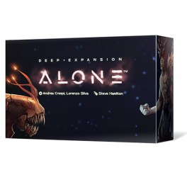 Alone: Deep Expansion - expansion juego de mesa