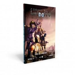 Infinity El Juego de Rol: La Guia del Jugador - suplemento de rol