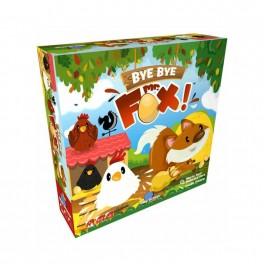 Bye Bye Mr. Fox - juego de mesa para niños