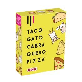Taco, Gato, Cabra, Queso, Pizza - juego de cartas