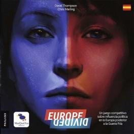 Europe: Divided - juego de mesa