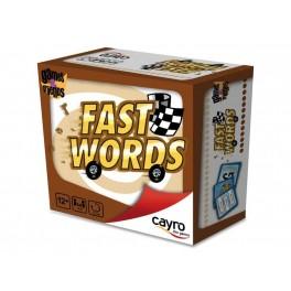 Fast Words - juego de cartas