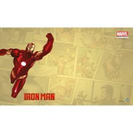 Marvel Champions: Iron Man Game Mat - accesorio juego de cartas