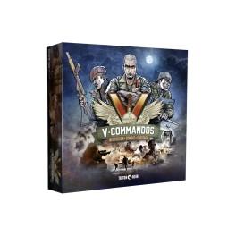 V Commandos - juego de mesa