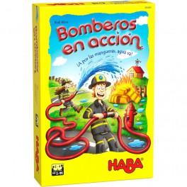 Bomberos en Accion - juego de mesa para niños