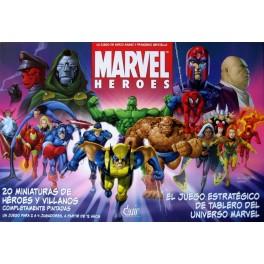marvel heroes juego de mesa