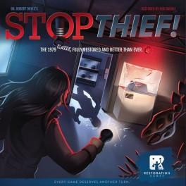 Stop Thief Segunda Edicion - juego de mesa