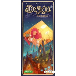 Expansion Dixit 6 Memories juego de mesa