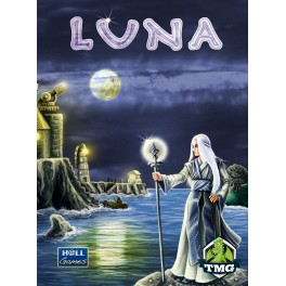 Luna: Edicion Deluxe - juego de mesa