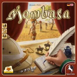 Mombasa - edicion en ingles juego de mesa