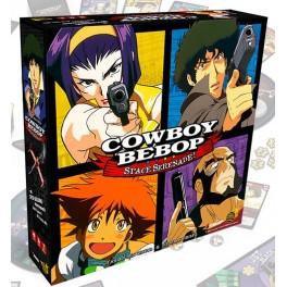 Cowboy Bebop: Space Serenade - juego de mesa