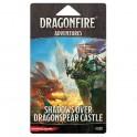 DragonFire Adventures: Shadows Over Dragonspear Castle - expansión juego de cartas