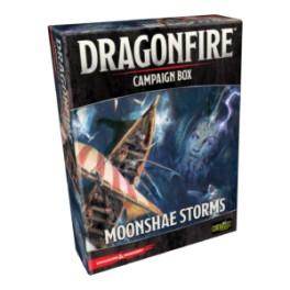 DragonFire Adventures: Moonshae Storms - expansión juego de cartas