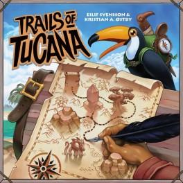 Trails of Tucana - juegos de mesa