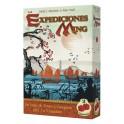 Las Expediciones Ming - juego de mesa