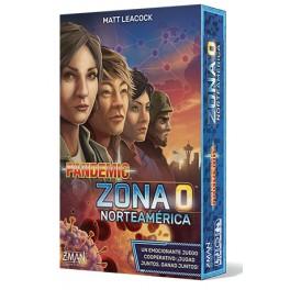 Pandemic: Zona 0 Norteamerica - juego de mesa
