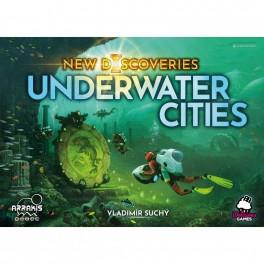 Underwater Cities: New Discoveries - expansión juego de mesa