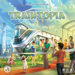 Traintopia - juego de mesa