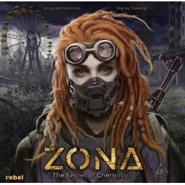 Zona: The Secret of Chernobyl - juego de mesa