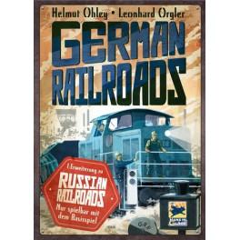 Russian Railroads: German Railroads juego de mesa