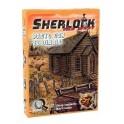 Serie Q Sherlock Far West: Pacto con el Diablo - juego de cartas
