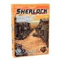 Serie Q Sherlock Far West: Disparos al Amanecer - juego de cartas