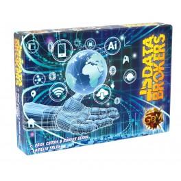 4 Data Brokers - juego de cartas