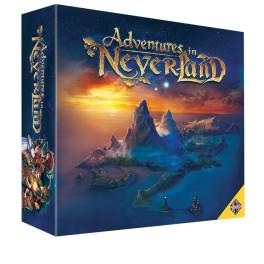 Adventures in Neverland - Edicion KS Version Retail (castellano) - juego de mesa