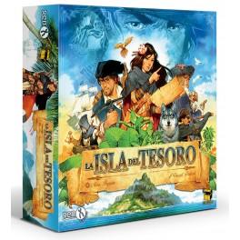 Isla del tesoro - juego de mesa