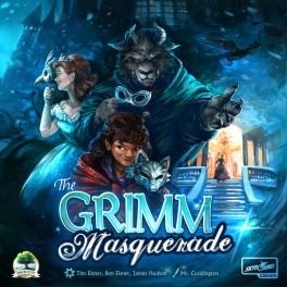 The Grimm Masquerade (castellano) - juego de cartas
